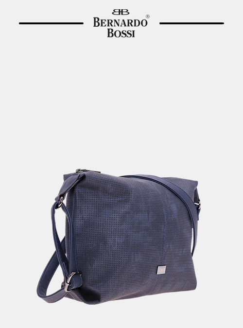 b9eec32a63294 232-019-65-bernardobossi-bernardo bossi-schultertasche-umhaengetasche-tote bag- handtaschen-tasche-sicherheitsreißverschluss-perforated diversity-blau-seite