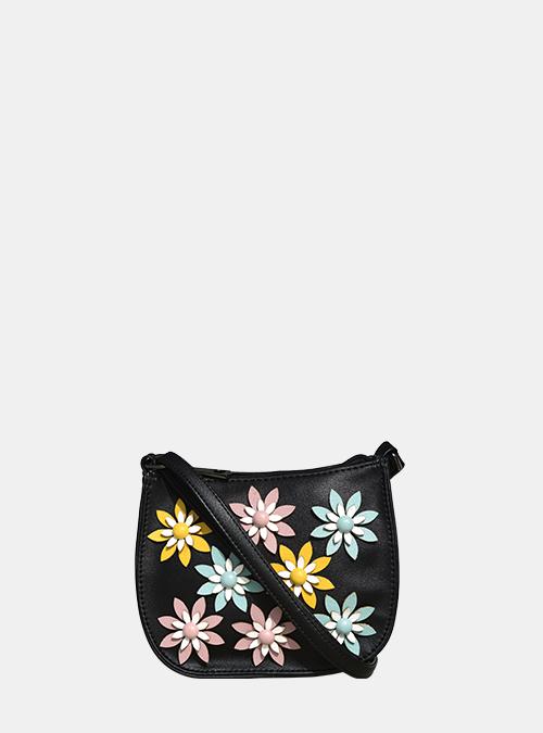 265-01-60-bernardo-bossi-handtaschen-hobo-umhaengetaschen-blumen-schwarz
